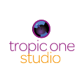Tropic one studio Logo
